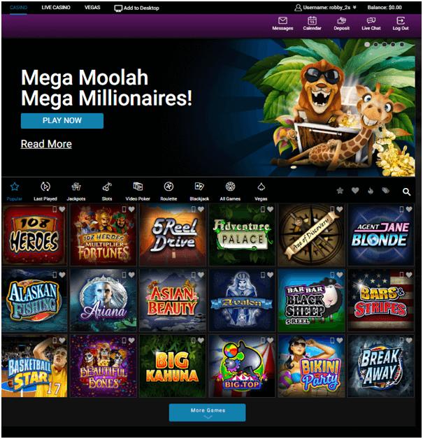 Win Big on website casino Jackpots